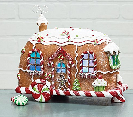 Christmas Gingerbread Camper - Findlavender