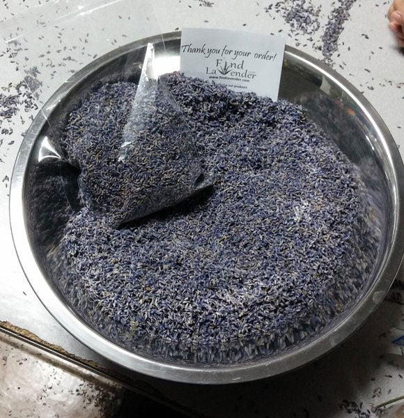 Culinary Lavender - Always from the latest harvest! - Findlavender