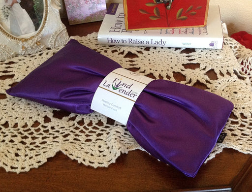 Aromatherapy Herbal & Lavender - Eye Pillows - Findlavender