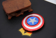 Captain America Stress Spinner