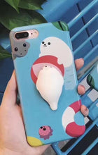 Squishy Beer Smartphone Case Soft Animal Cases Iphone 6 6s Plus 7 Silicone