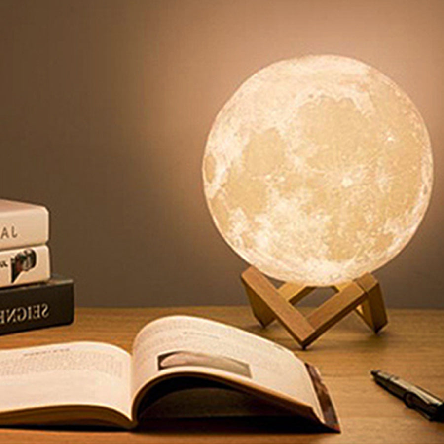 Lampe Lune Magic 3D