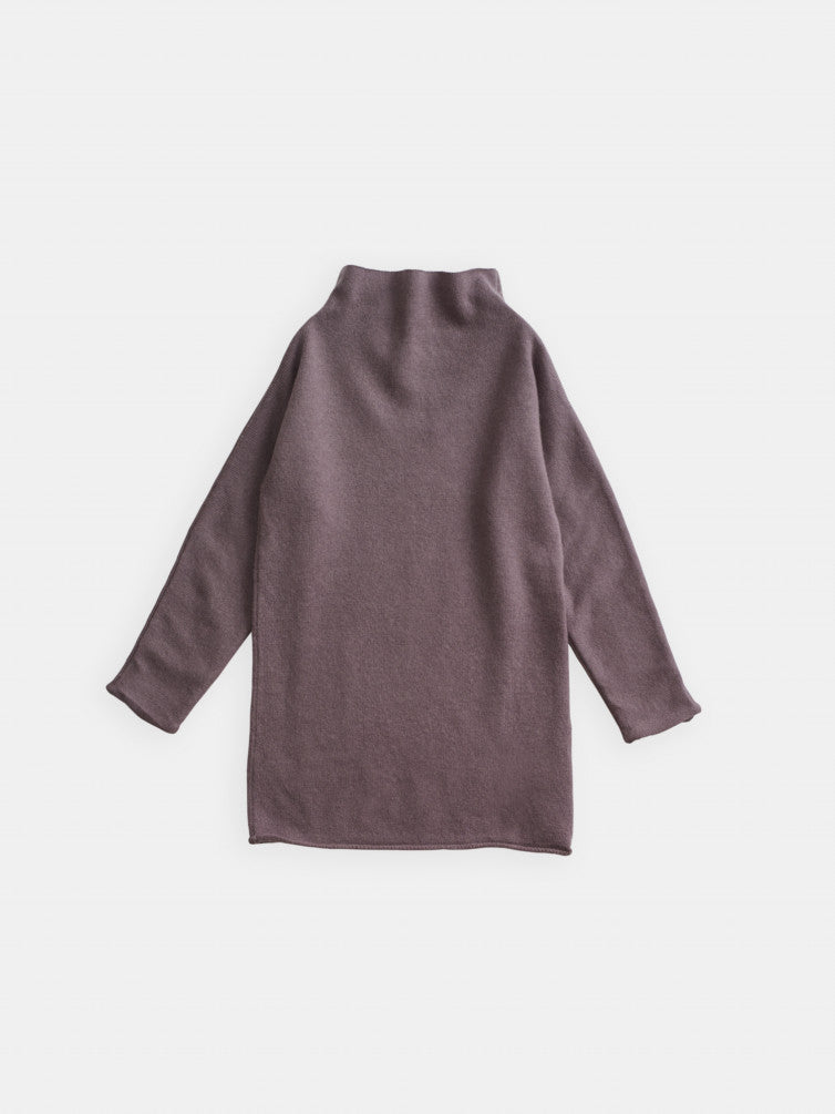 Belle Enfant Funnel Dress, Mauve