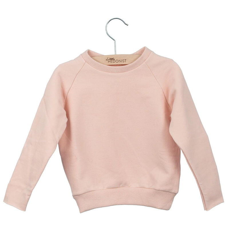 Little Hedonist Sweatshirt, Peach