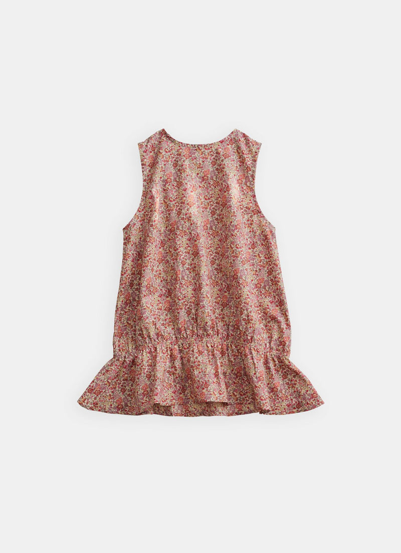 Belle Enfant Flippy Tunic, Liberty - Emma and Georgina