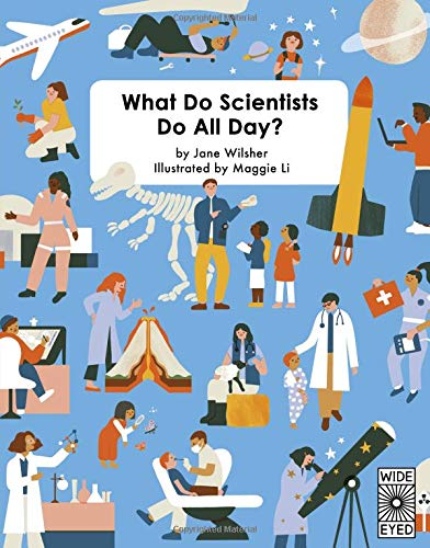 What Do Scientists Do All Day?