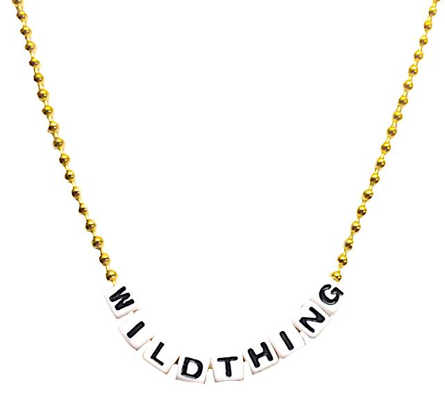 Gunner & Lux Necklace, Wildthing