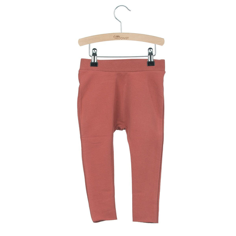 Little Hedonist Sweatpants, Brick