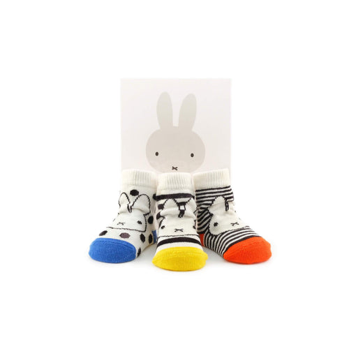 Miffy x Etiquette Classic Baby Socks Gift Box