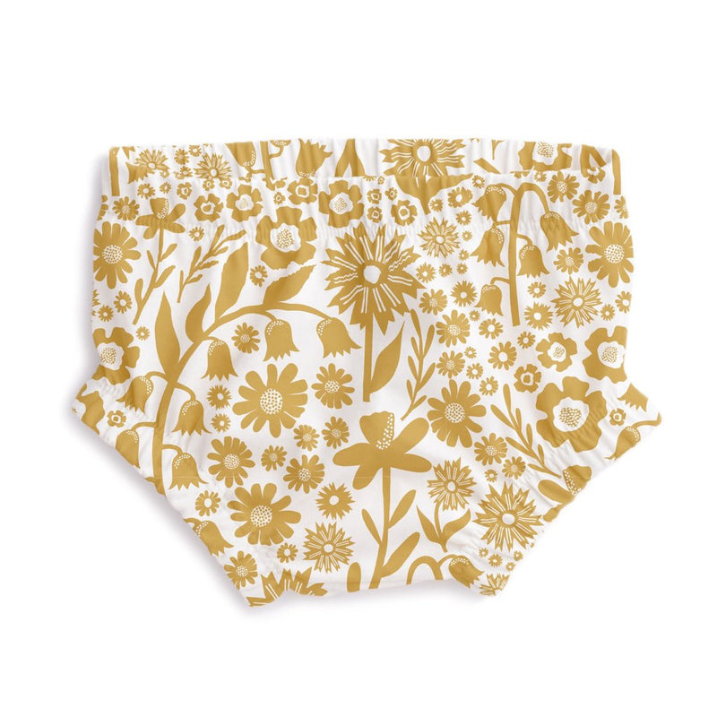 Bloomers, Dutch Floral Yellow