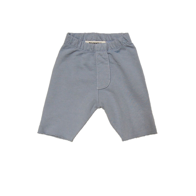 Go Gently Nation Trouser Short, Creamy Silver