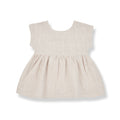 Bruna Dress, Beige