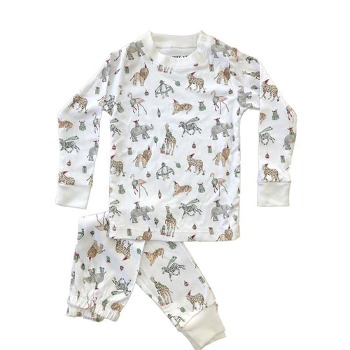 Holiday Safari Pajama
