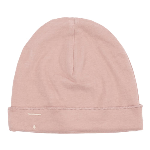 Gray Label Baby Beanie, Vintage Pink