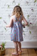 Egg Rowan Dress, Denim