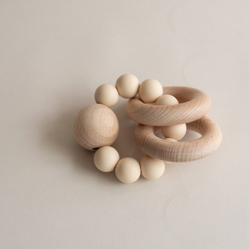 Otherware Burly Teether, Shell