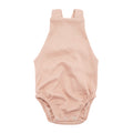 Organic Zoo Bloomers with Braces, Clay