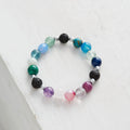 Kids Essential Oil Bracelet, Happy Place Kids