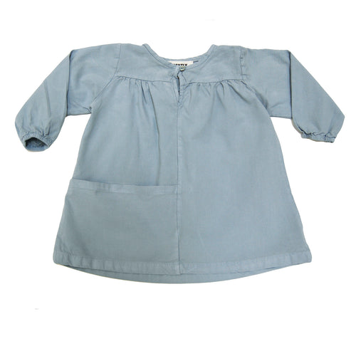 Go Gently Nation Pocket Smock, Mineral Blue