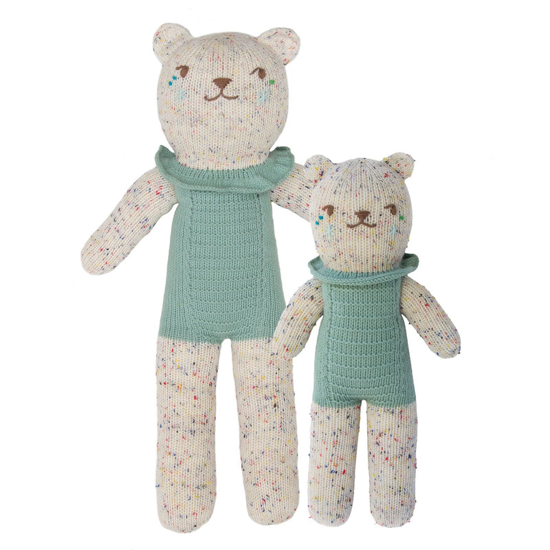 Blabla Kids Tweedy Bear Blueberry, Mini
