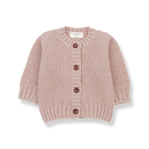 Furka Jacket, Rose