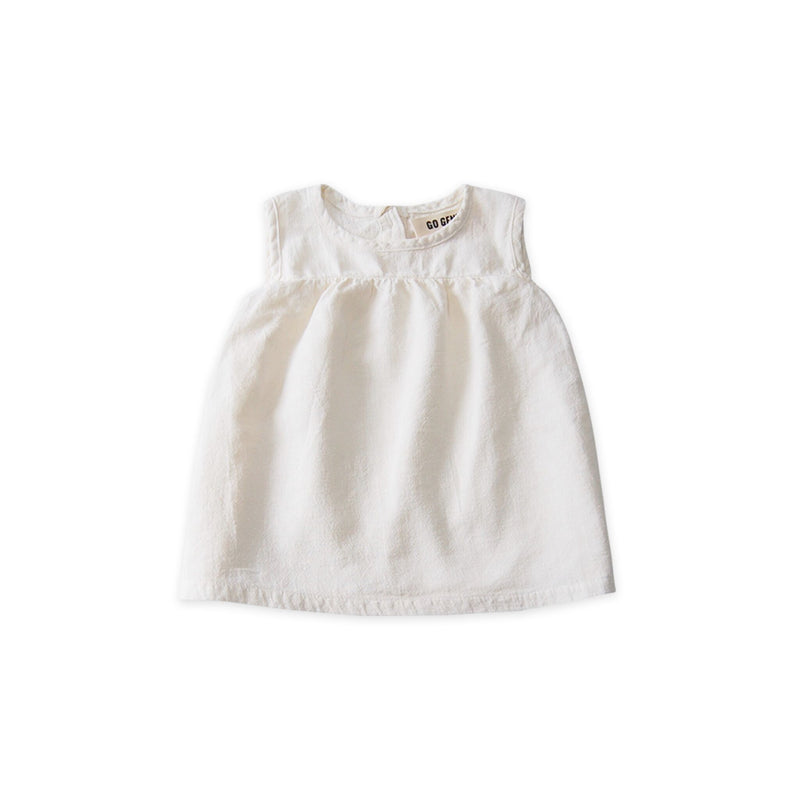 Go Gently Nation Field Top, White