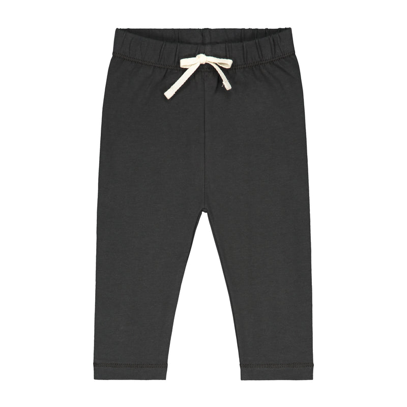Gray Label Baby Leggings, Nearly Black
