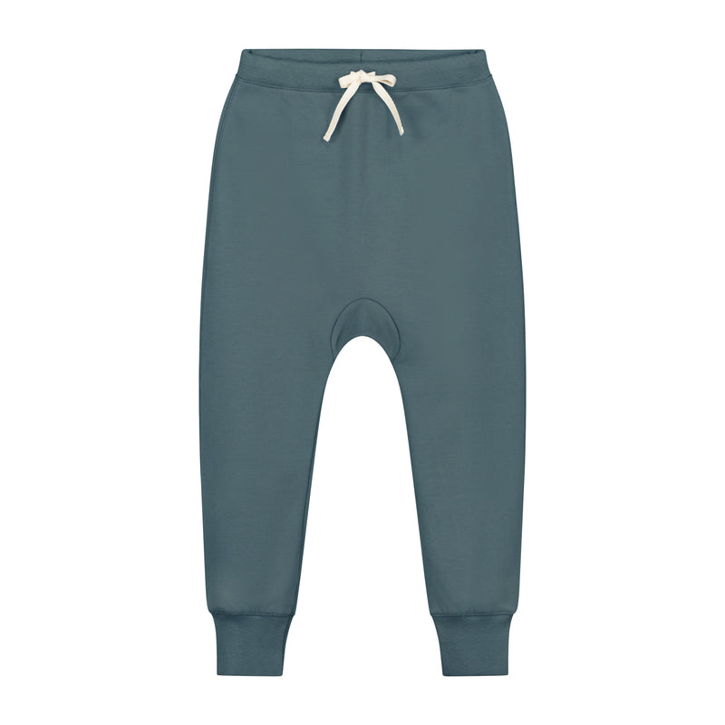 Baggy Pants Seamless, Blue Grey