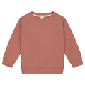 Crewneck Sweater, Faded Red