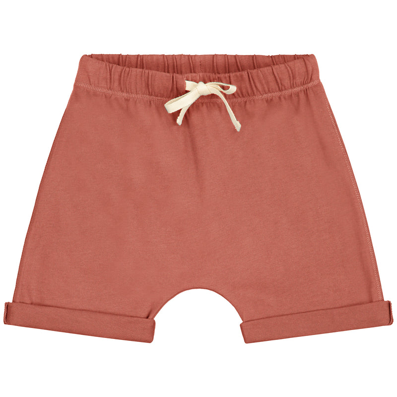 Gray Label Shorts, Faded Red