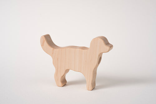 Manzanita Kids Rattle, Dog