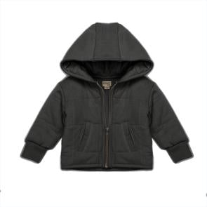 Organic Quilted Jacket, Storm