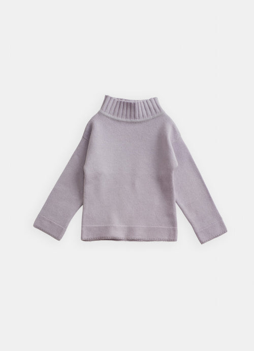 Belle Enfant Chunky Sweater, Lilac