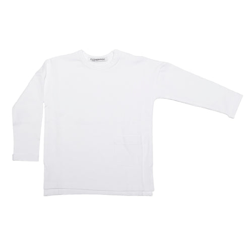 Mingo Long Sleeve, White