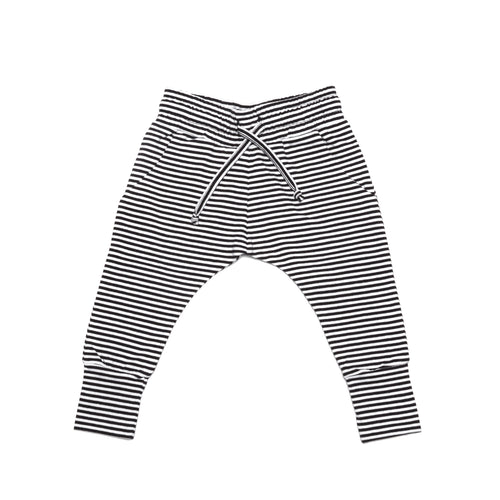 Mingo Slim Fit Jogger, Stripes