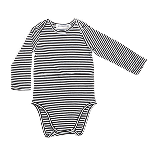 Mingo Bodysuit, Striped