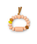 January Moon Sensory Bracelet, Honey