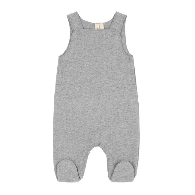 Gray Label Baby Sleeveless Suit, Grey Melange