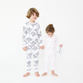 Lewis Pajama Set Stingray, Denim