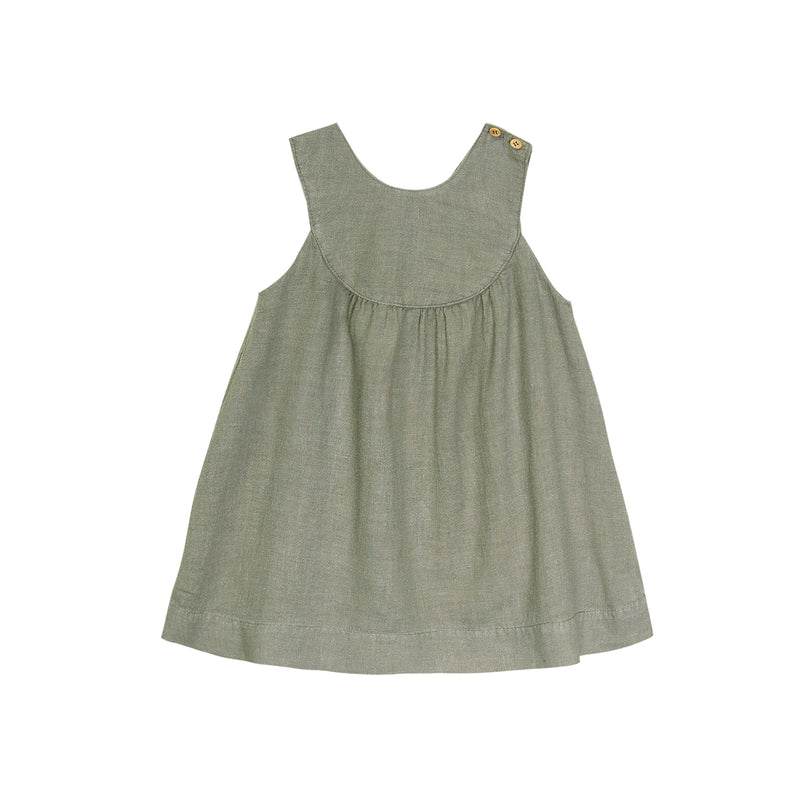 Poppy Dress, Thyme