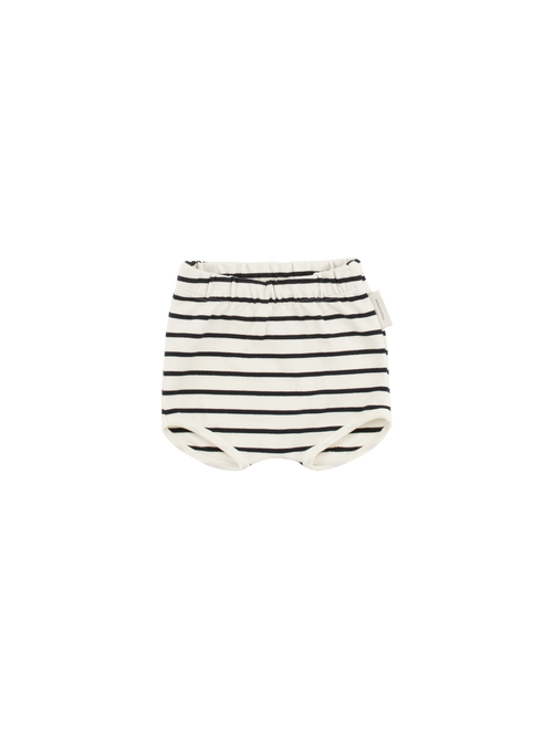 Tinycottons Striped Bloomer, Navy