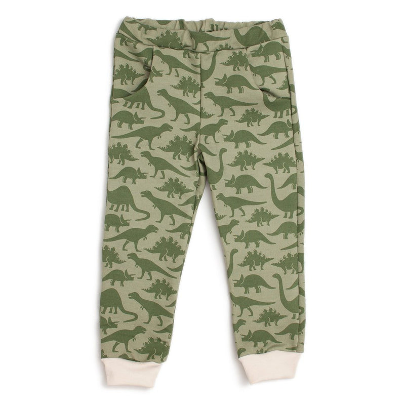 Sweatpants, Dinosaurs Sage