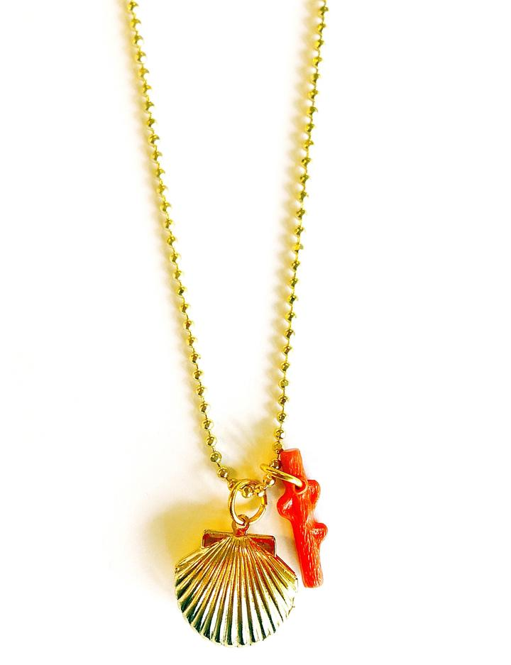 Gunner & Lux Necklace, Under The Sea