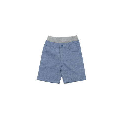 Egg Perfect Short, Denim