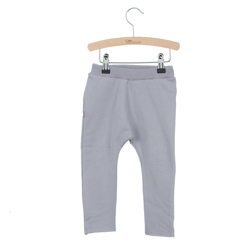 Little Hedonist Sweatpants, Lilac Grey