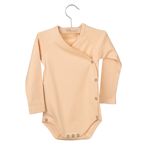 Little Hedonist Romper, Hazelnut
