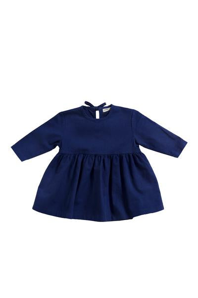 Minimom Alice Dress, Midnight Blue
