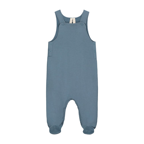 Gray Label Baby Sleeveless Suit, Denim