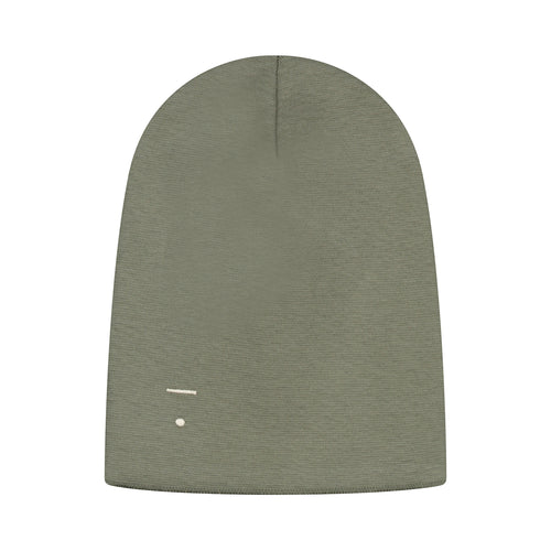 Gray Label Beanie, Moss