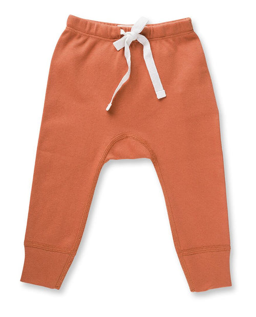 Sapling Organic Baby Set, Signore Fox / Brown